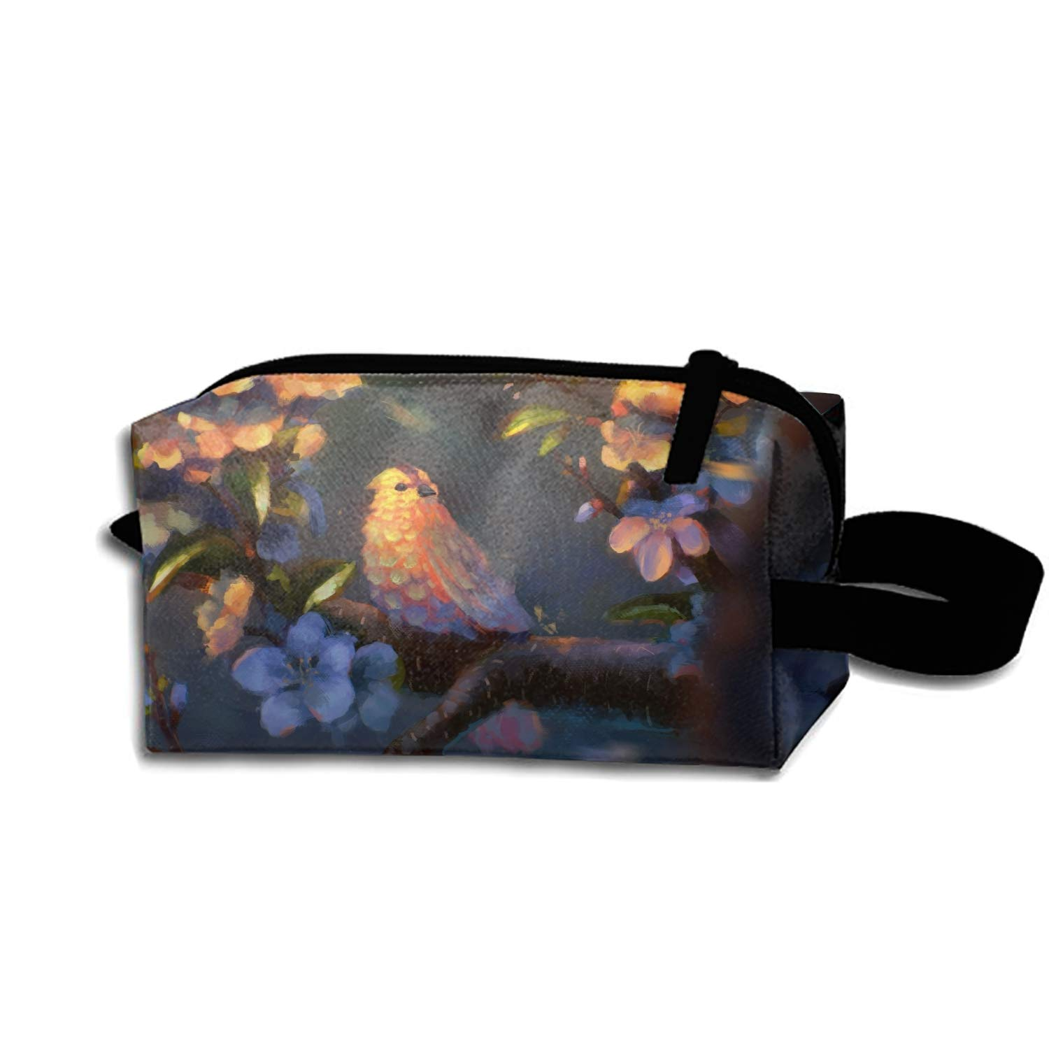 ab98f55e6454 Amazon.com : Cosmetic Bags Portable Travel Toiletry Pouch Awesome ...