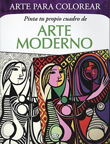 Arte para colorear: Arte moderno