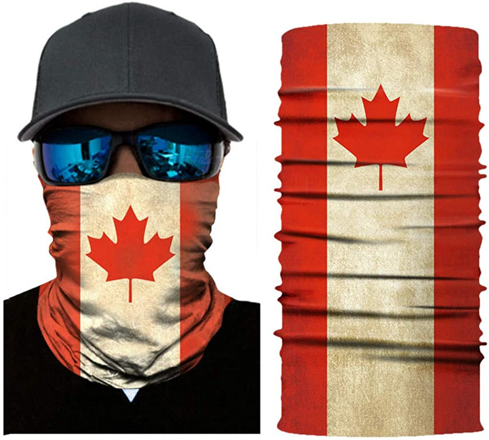 Neck Protection Against The Sun's Ultraviolet Seamlessly Scarf Outdoor Sports Riding is prevented bask in Bandana