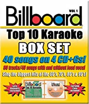 Billboard Top 10 Karaoke, Vol. 1