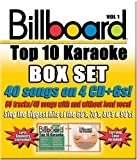 : Billboard Top 10 Karaoke, Vol. 1