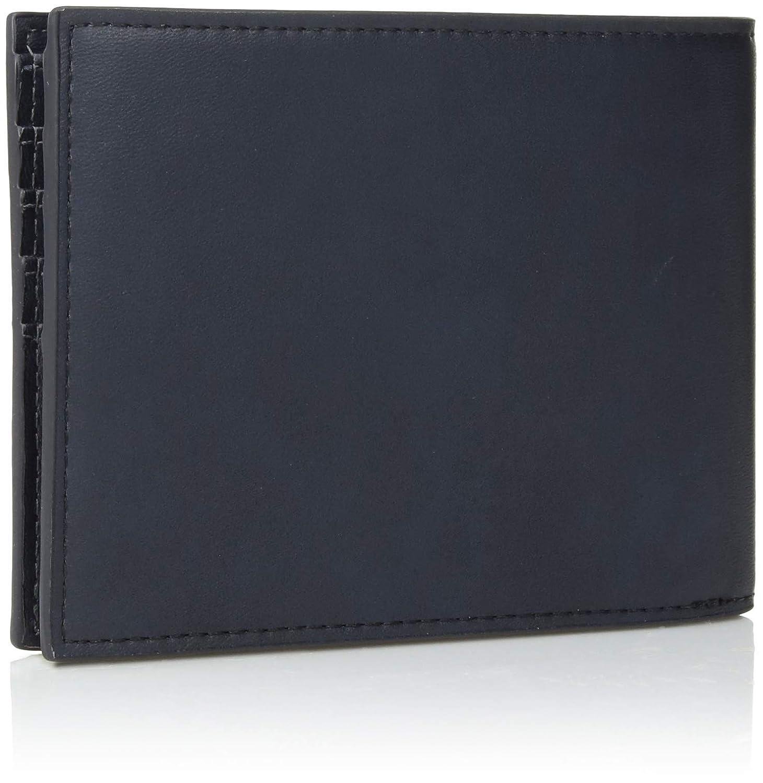 1e7d21d0e21c Emporio Armani portefeuille homme deux plis blu  Amazon.fr  Vêtements et  accessoires