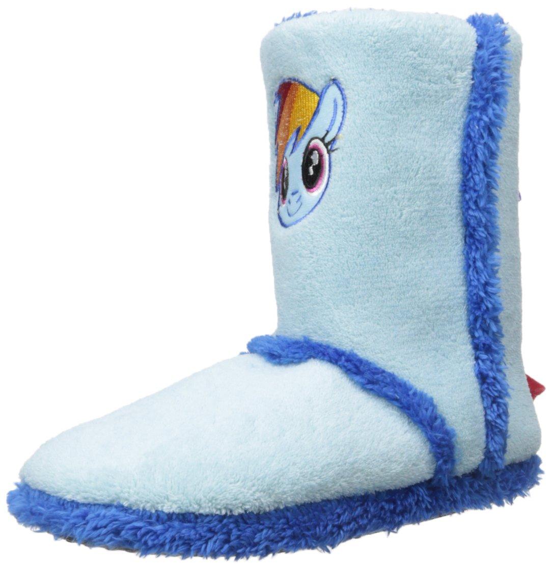 My Little Pony Rainbow Dash Boot Slippers (Medium)