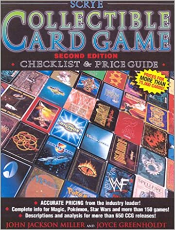 Official price guide to collectible card games   trollandtoad.