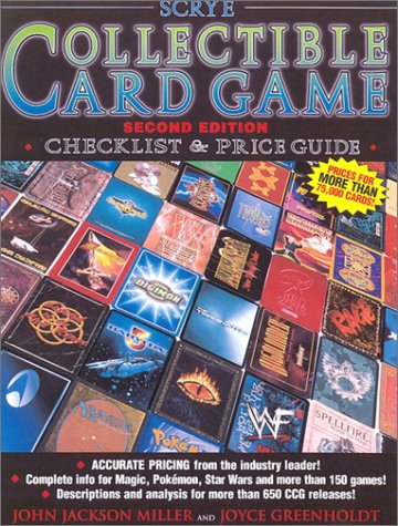 Scrye Collectible Card Game Checklist & Price Guide (SCRYE COLLECTIBLE CARD GAMES CHECKLIST AND PRICE GUIDE) pdf