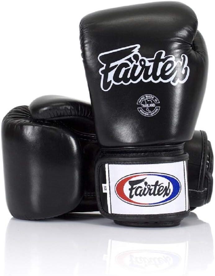 Fairtex Muay Thai Style Training Sparring Gloves : Sports & Outdoors