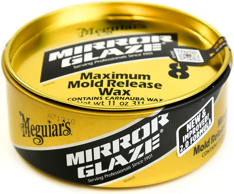 Meguiars Glaze No 8 Maximale Form Lösen Baumarkt