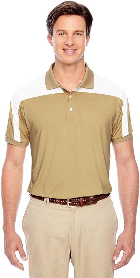 TT22 Team 365 Mens Victor Short Sleeve Polo