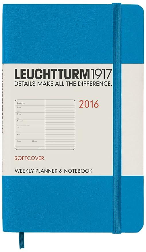 Leuchtturm1917 - Agenda semanal (/cuaderno de notas en ...