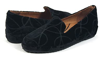 d3c2f1b9de0 L Amour des Pieds Carsoli Black Low Wedge Shoe 7