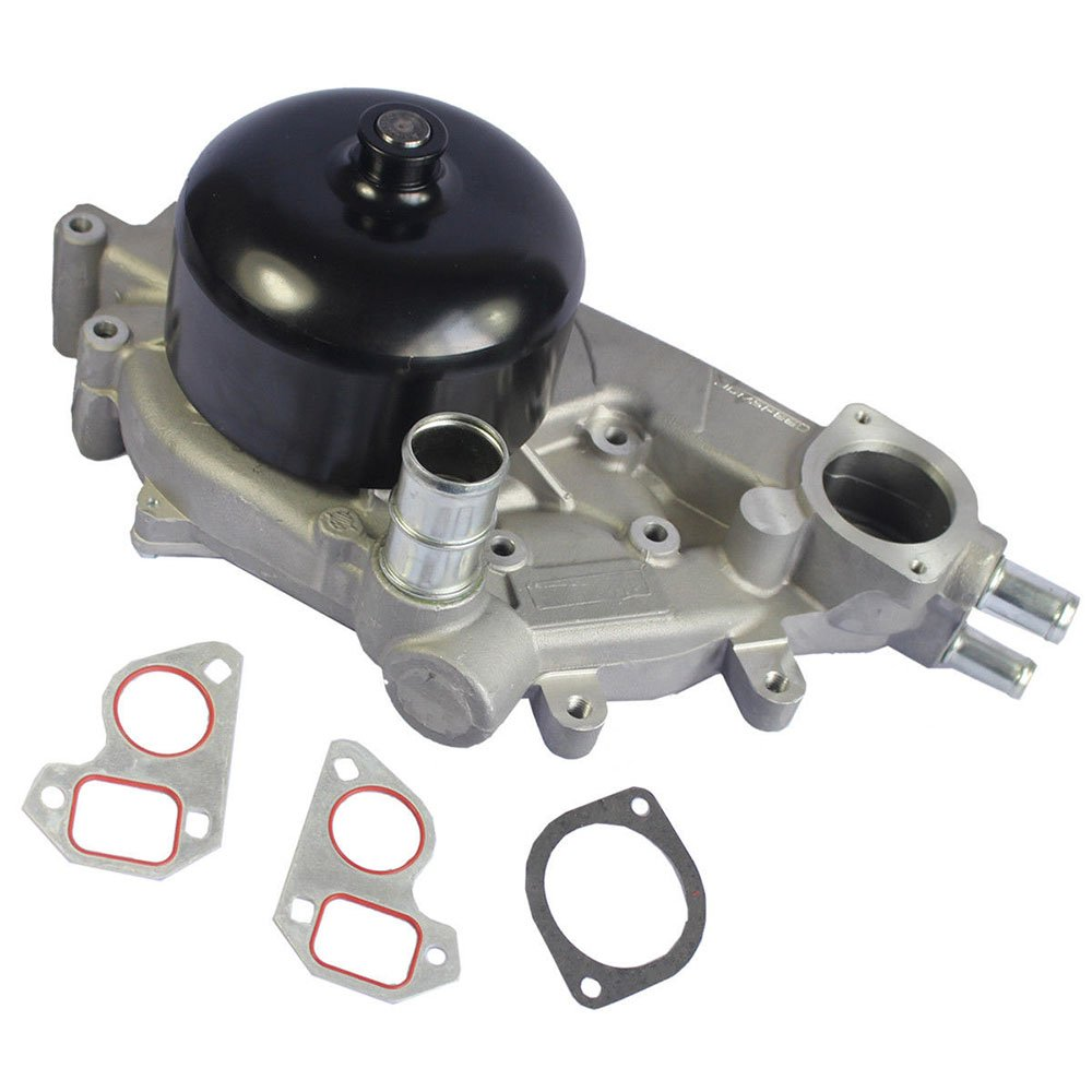 ECCPP Engine Water Pump W/Gasket fits 97-04 OHV Chevrolet Corvette Pontiac TO5.7L 6.0L V8