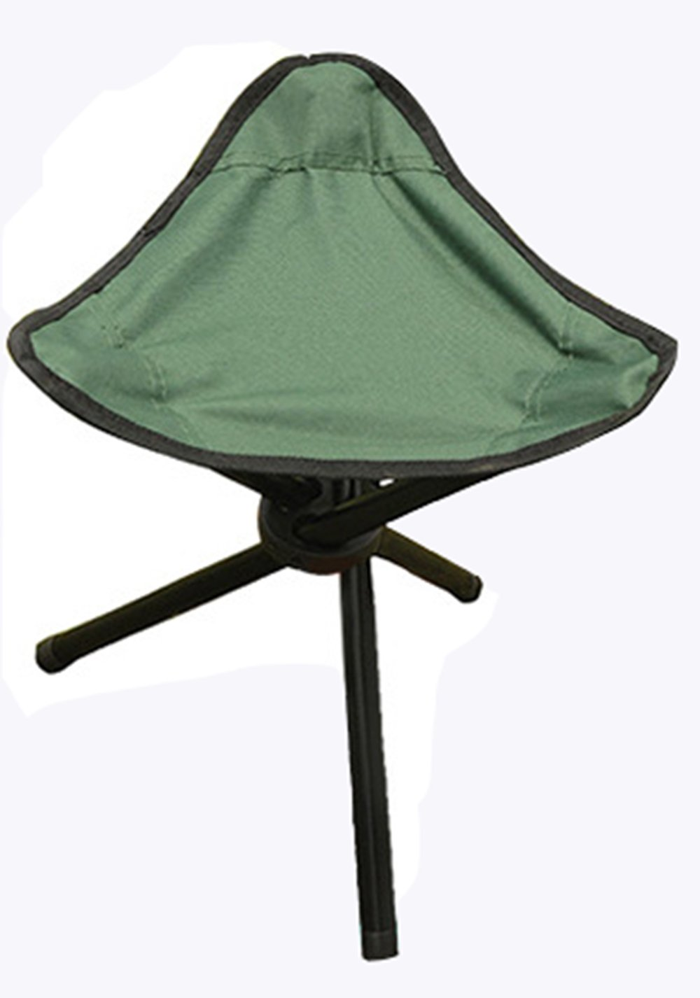 Sigmat Lightweight Portable Camp Stool Tripod Camp Chair for Outdoor Camping