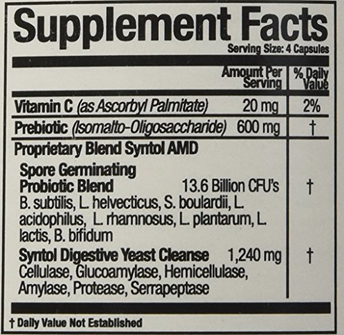 Arthur Andrew Medical - Syntol, 360 capsules,500 mg by Arthur Andrew (Image #2)