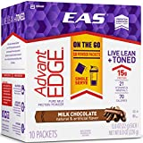 EAS AdvantEDGE Protein Powder Packets, Milk Chocolate, 60 - Best Reviews Guide