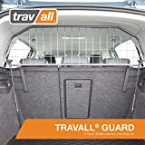 Travall Guard for VOLKSWAGEN Golf Hatchback (2003-2012) Also for Rabbit Hatchback (2006-2008) TDG1355 - Removable Steel Pet Barrier