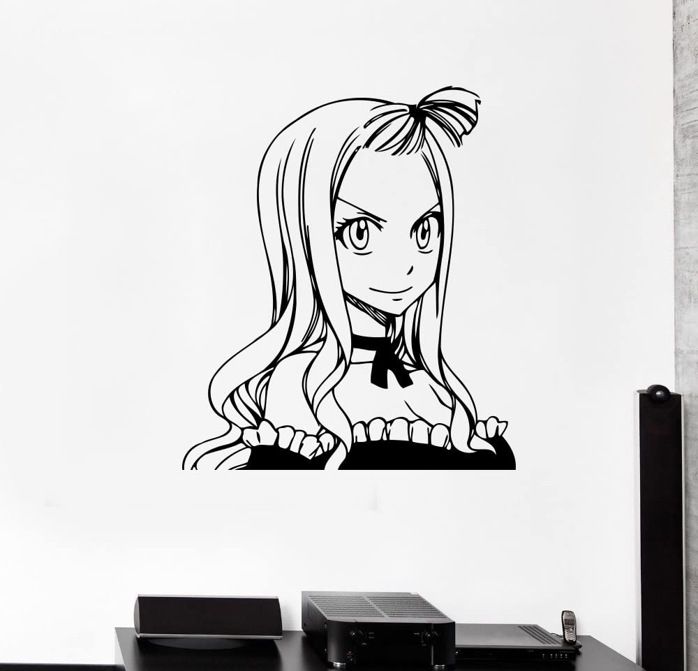 Amazon Com Fairy Tail Wall Vinyl Decal Mirajane Strauss Wall Stickers Anime Vinyl Poster Child Room Design Bedroom Art Ft8 22x25 Kitchen Dining By ilikeanime332 (i like anime) with 175 reads. fairy tail wall vinyl decal mirajane