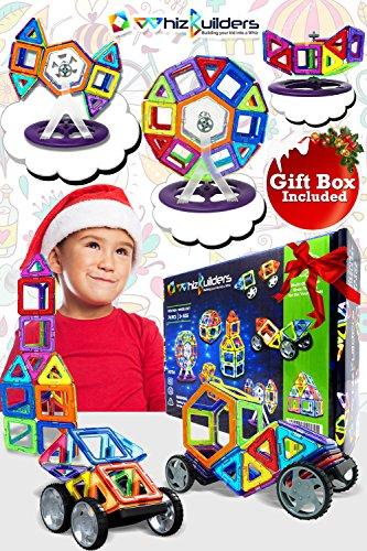 magnet building toys - 4