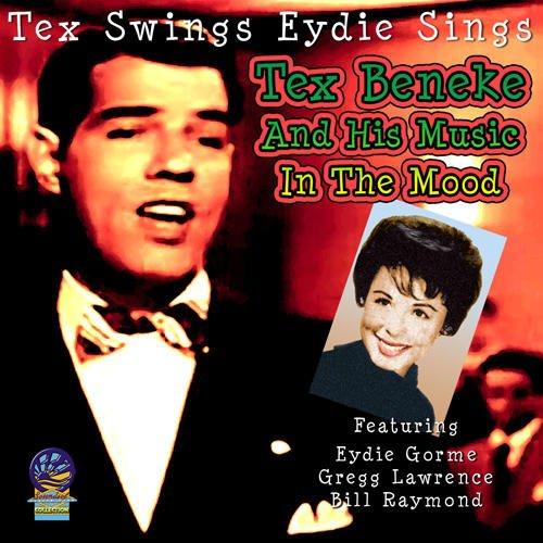 CD : Tex Beneke - Tex Swings Eydie Sings (CD)
