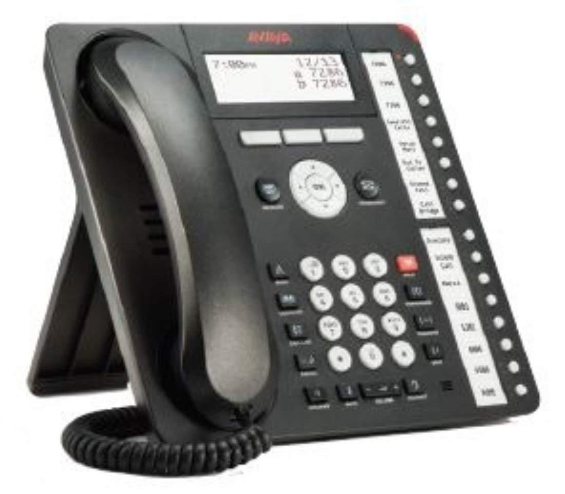Avaya 1416 Digital Deskphone or Avaya 1416 Digital Telephone (Certified Refurbished)
