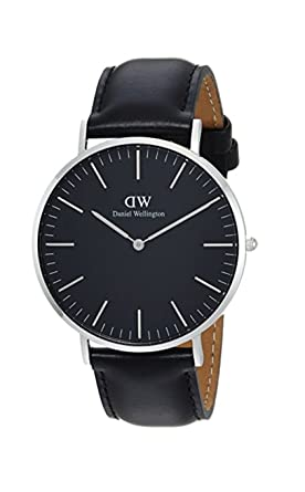black classic daniel watches dp sheffield wellington com amazon