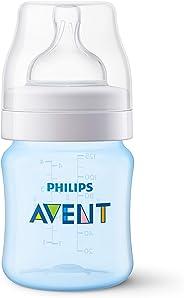 Mamadeira 125 ml Clássica,  Philips Avent, Azul