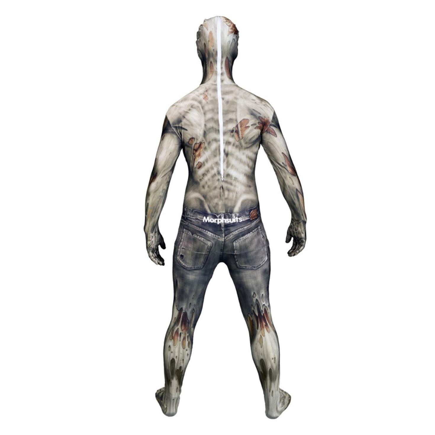 Morphsuits MPMFLL - Disfraz de morphsuits monstruo , talla L 161 ...