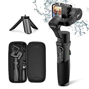 Amazon.com: Estabilizador de cardán de 3 ejes para cámara de ...