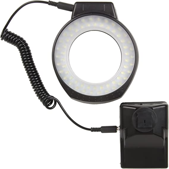 Walimex Universal Makro Ringlicht Led Kamera