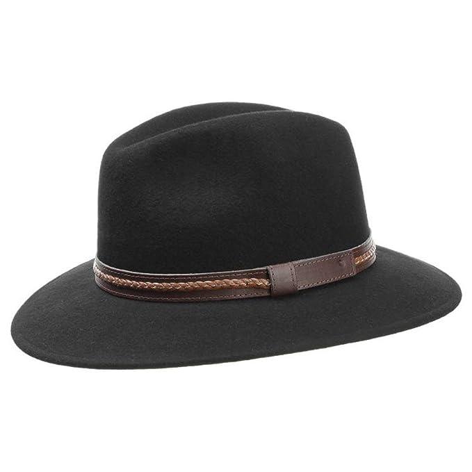 Lipodo Kentucky Cappello in Lana da Uomo  dc537e812b77