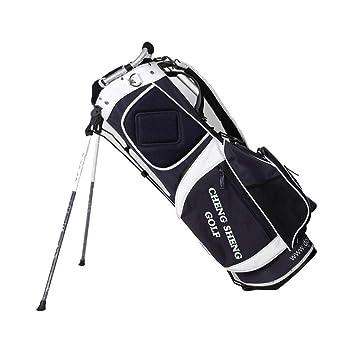 ZXX Bolsa de Golf para Hombre Negro Bolsa de Golf Bolsa de ...