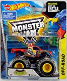 NEW Hot Wheels 2015 Monster Jam Truck Devastator mud tread tires1:64 Scale includes battle slammer