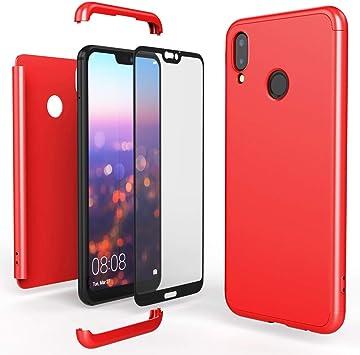 NALIA Funda Integral Compatible con Huawei P20 Lite, Carcasa ...