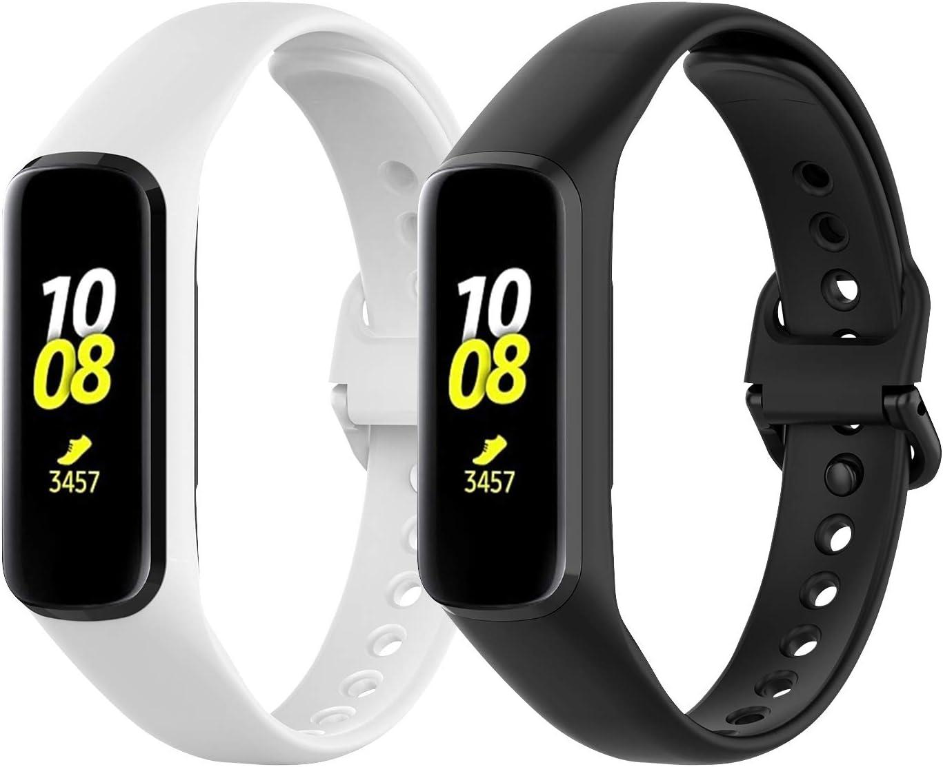 Mallas para Samsung Galaxy Fit 2 para reloj Fit2 SM-R220 2un