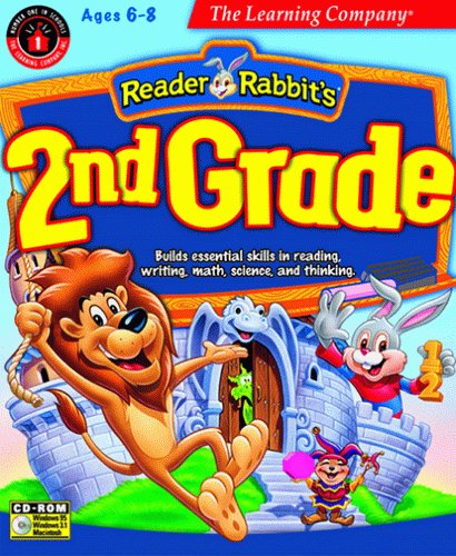 Reader Rabbit's 2nd Grade