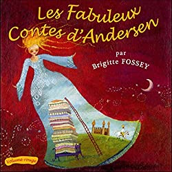 Les Fabuleux Contes d'Andersen - Volume rouge