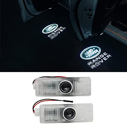 XYSTAR Coche LED Logo Proyector luces puerta Logo light ...