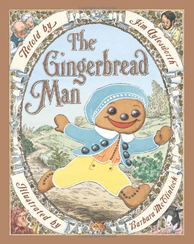Gingerbread Man Jim Aylesworth product image