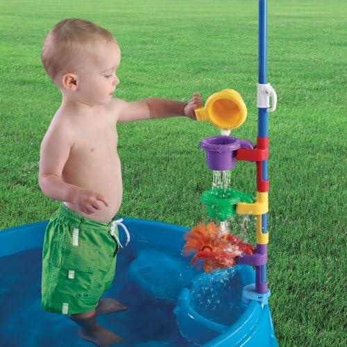 Amazon.com: Piscina para juegos y sombra de Step2: Toys & Games