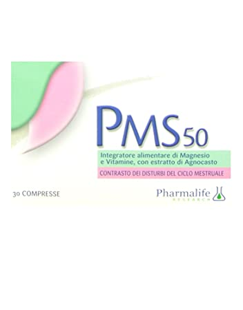 Pms 50 30cpr 16,5g