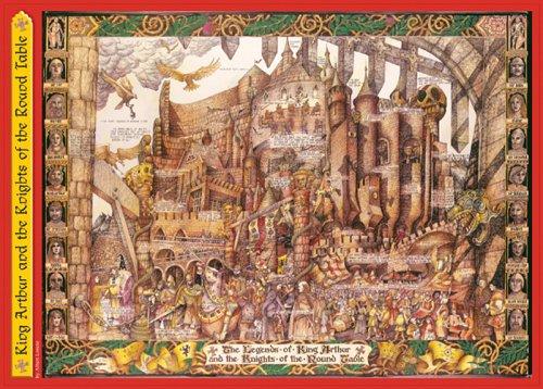 Ravensburger Spiel 15721 - Arabisches VollBlaut, 1000 Teile