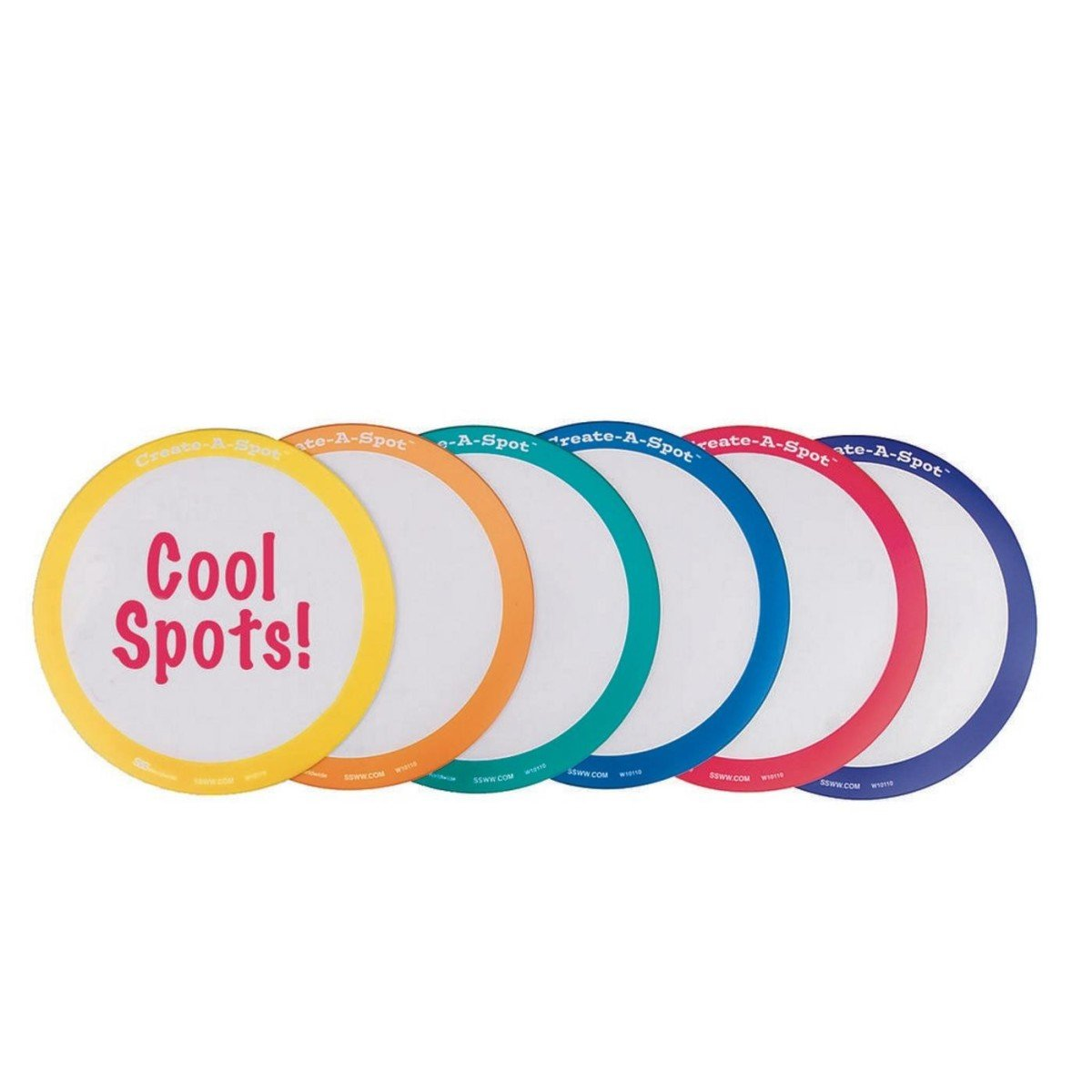 Create-A-Spot Markers Set of 6