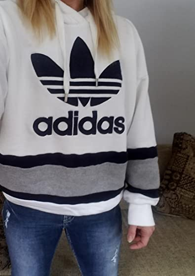 adidas Originals Women's Trefoil Hoodie Absolutely love it....Worth every penny