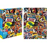 Aquarius DC Comics-Superman Puzzle