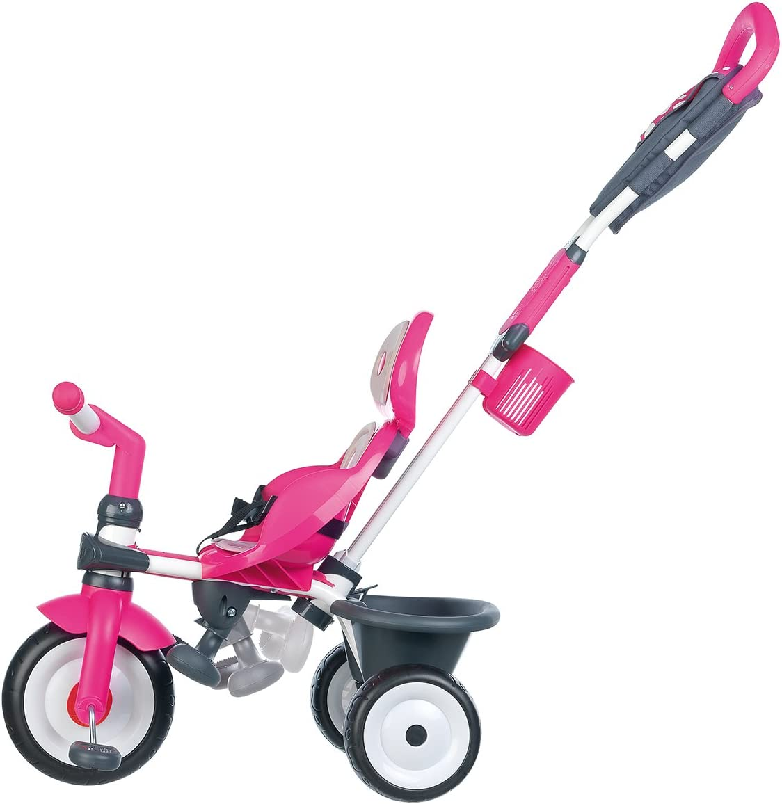Smoby Baby Driver Confort Color Rosa 740600 Triciclo