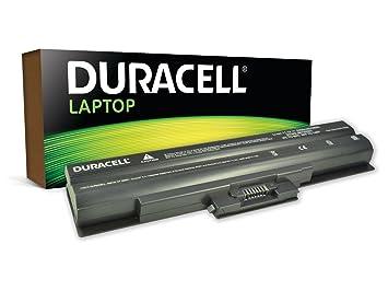 Duracell Batería Original para Sony Vaio VGP-BPS13: Amazon.es: Electrónica