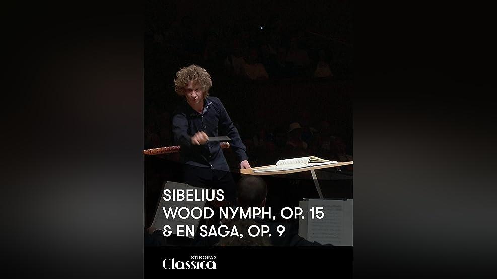 Sibelius - Wood Nymph, Op. 15 and En Saga, Op. 9