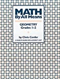 Geometry, Grades 1-2, Chris Confer, 094135508X