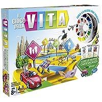 Hasbro Gaming - Il Gioco della Vita Gioco da Tavolo, C0161103