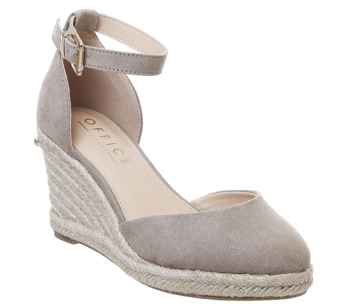 ea031e3cddc Office Marsha Closed Toe Espadrille Wedges: Amazon.co.uk: Shoes & Bags