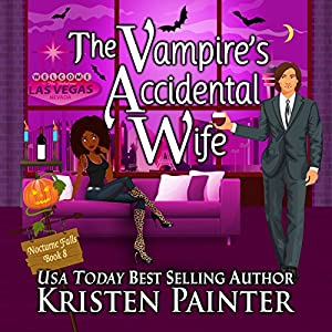 The Vampire's Accidental Wife Audiobook
